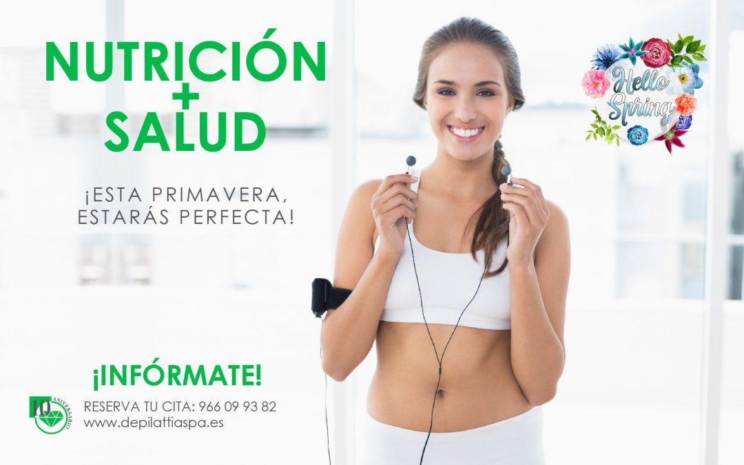 Depilattia Spa NUTRICIÓN & SALUD