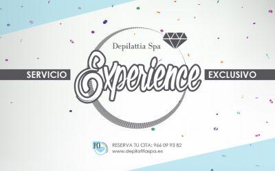 Nuevo SERVICIO EXCLUSIVO: Depilattia Experience!