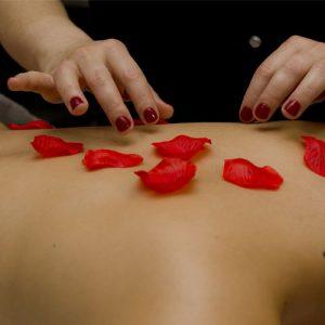 Masajes de rosas Elche