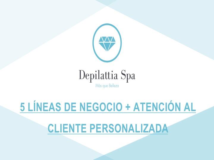 El equipo de Depilattia Spa realiza una formación sobre las 5 líneas de negocio y la atención al cliente personalizada.