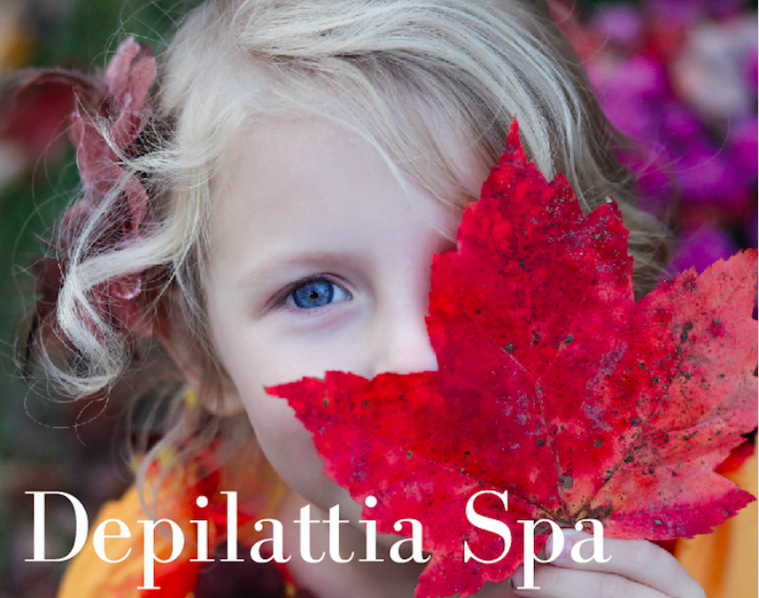 Colaboración Depilattia Spa: LOVES KIDS