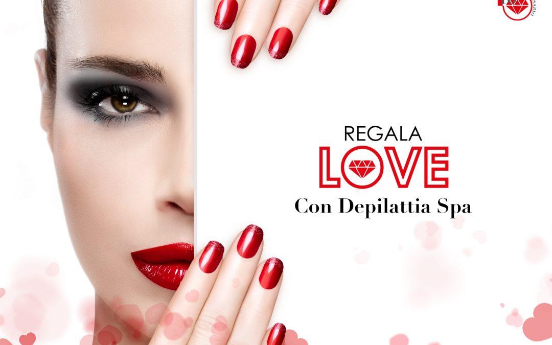 San Valentín: Amor y belleza en Depilattia Spa