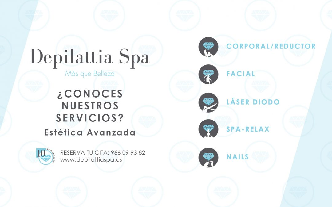 Depilattia Spa: Servicios de belleza personalizados