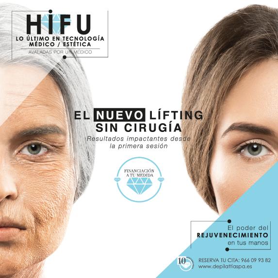 Conoce HIFU Pro: Lifting y lipofusión sin cirugía
